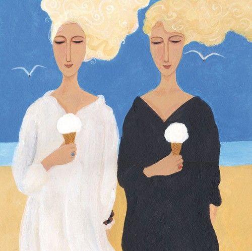 Ice Cream Girls - Dee Nickerson