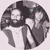 John Lodge and Mike Pinder 1973