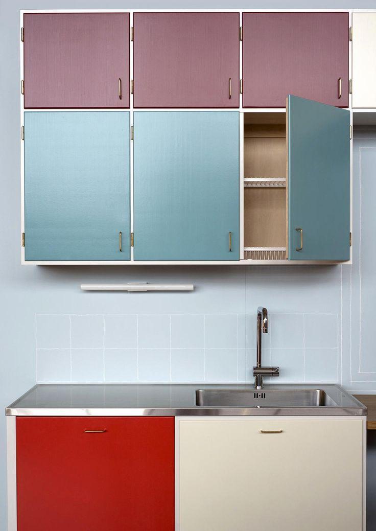 Onko haaveissasi 50-luvun keittiö? Katso Meidän Talon tyylivinkit ja remontoi keittiösi retrohengessä!