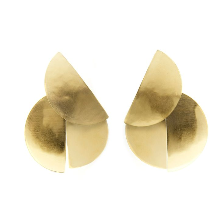 Fay Andrada Earrings | #fashion #jewellery #earrings #accessories #valerydemure [discover more at www.valerydemure.com]