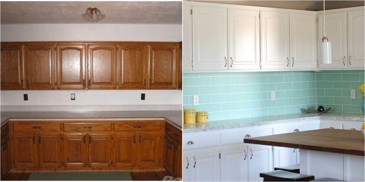 Antes/después: el cambio radical de una cocina anticuada