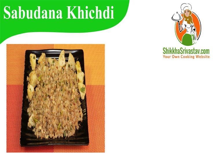 instant Sabudana Khichdi for Fast Recipe in Hindi.  Watch How to make Sabudana Khichdi at Home in Hindi Language with step by step preparation.
