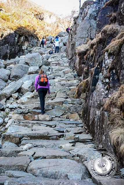 Hiking Pulpit Rock by ACruisingCouple, via Flickr