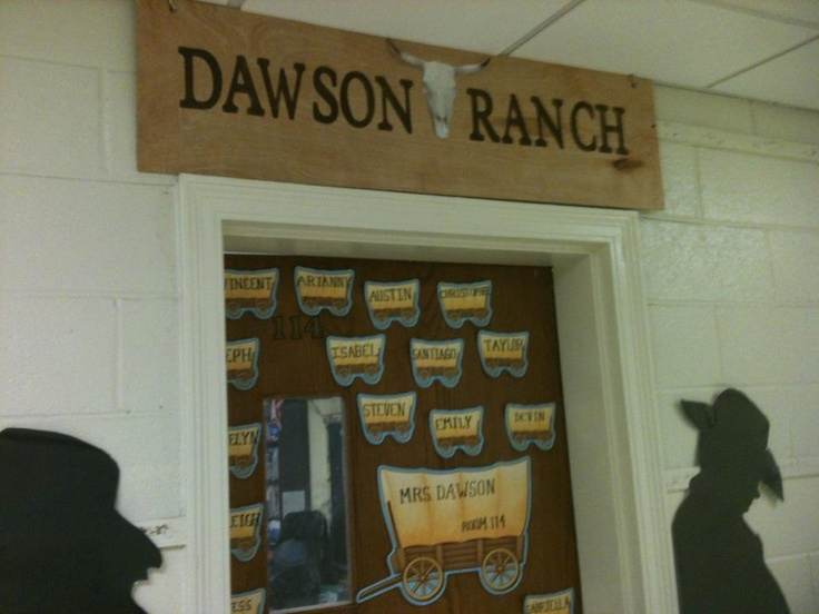 Western Classroom Decor : Best images about western cowboy themed classroom on