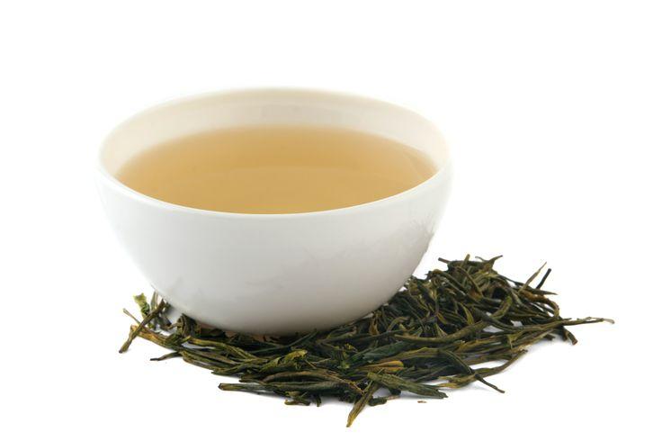 Белый чай серебренные нити
