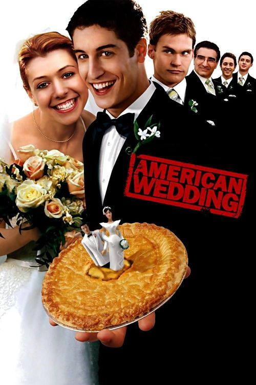 ✅ #AmericanWedding (2003) 🎞