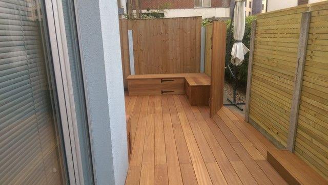 Decking - Landscape Garden Design and Build London