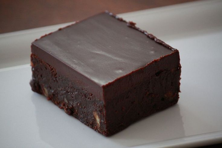 Chocolate Stout Brownies with Whiskey Ganache: Edible Treats