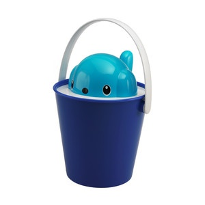Crock Dog Food Container Blue, $32, now featured on Fab.