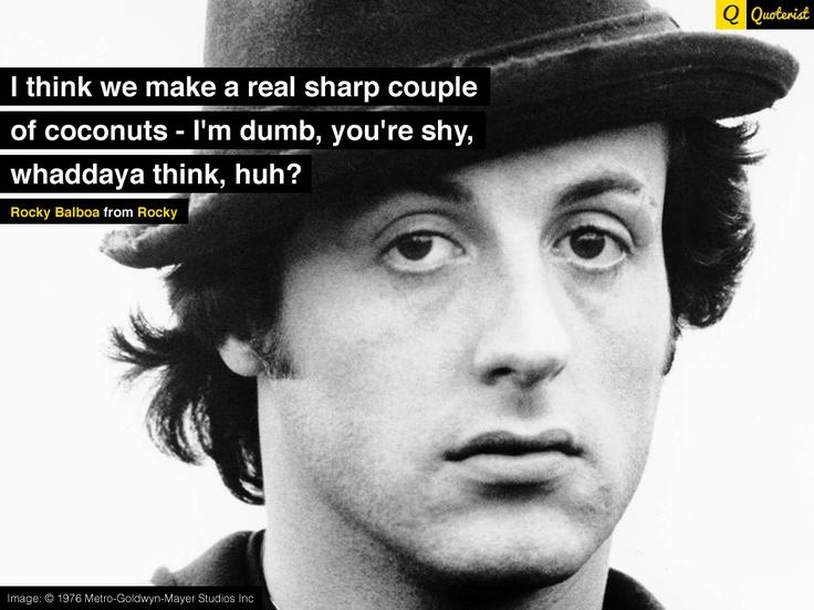 Rocky Movie Quotes. QuotesGram