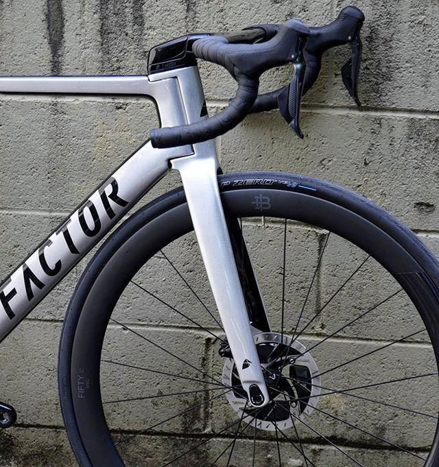 Factor One Disc The Bike Of The Future Is Here Factorbike