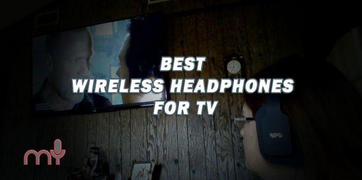 Best wireless headphones for TV | #Headphone #Wireless #TV #UK #myaudiosounddan | www.myaudiosound.co.uk |
