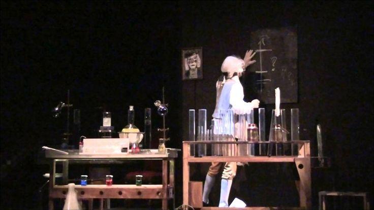 Zagadka Farenheita - próba medialna w Teatrze Miniatura