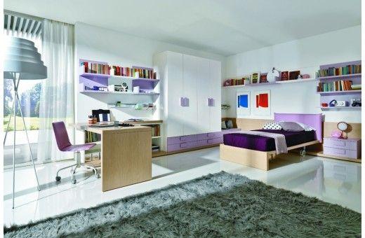 Casa Di Patsi - Έπιπλα και Ιδέες Διακόσμησης - Home Design ΜULTISPAZIO 9 - Παιδικο δωμάτιο - ΕΠΙΠΛΑ