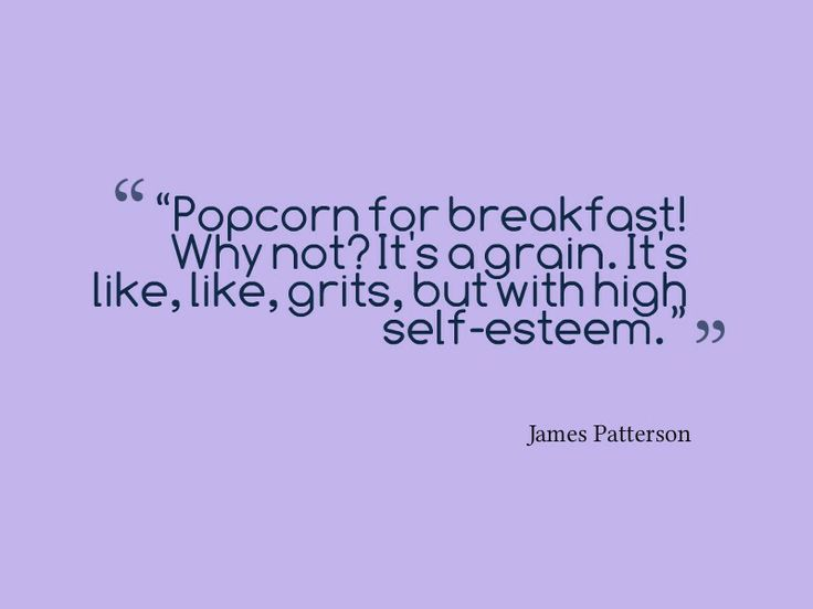 Maximum Ride has it right, Popcorn is great anytime!! - So this is where it started.
