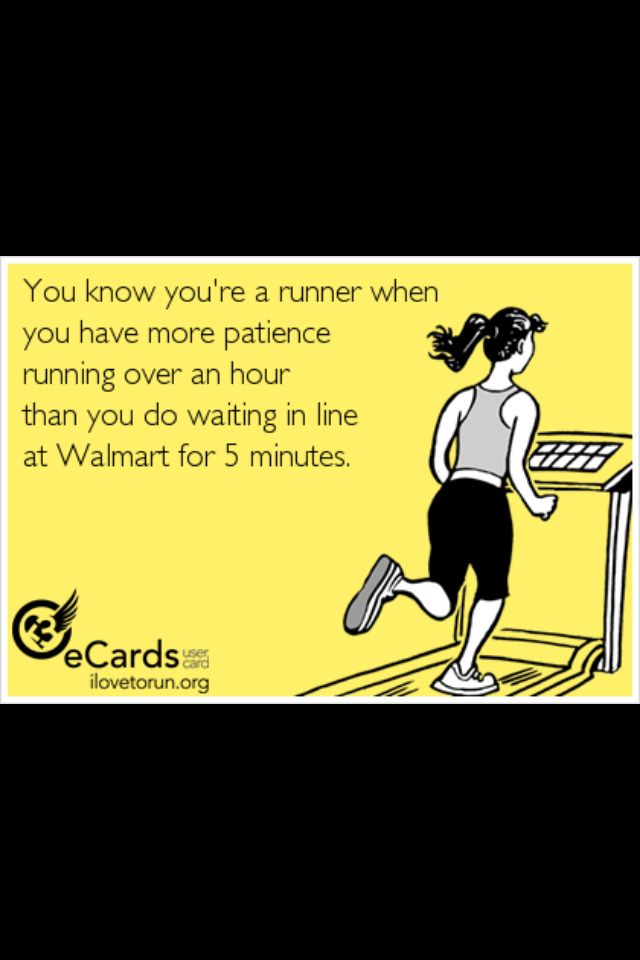 you know you're a runner when... … #RunningHumor , #Junior10K, #Running, Follow us on FB - https://www.facebook.com/JUNIOR10K