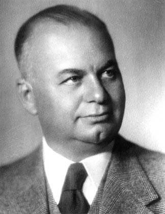 Hans Riegel, founder of Haribo and maker of Gummy Bear as we know today