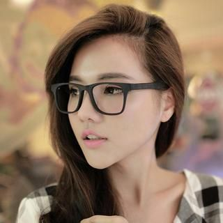 Buy 'Cuteberry – Chunky Frame Glasses' with Free International Shipping at YesStyle.com. Browse and shop for thousands of Asian fashion items from China and more!
