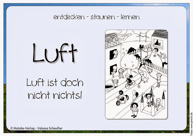 """Endlich Pause 2.0: Lernwerkstatt """"Luft"""""""
