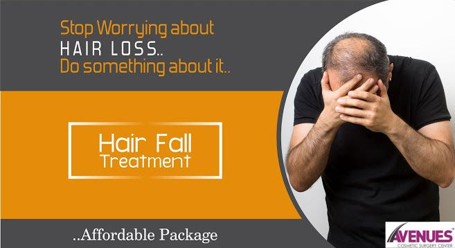Everyone loses hairs to fill this lost hairs each day many hairs grow on your head scalp, this is a normal process. The problem arises when you loss hair at a faster rate but in return to this same amount of hair growth is not been achieved.if hair loss is at excessive stage thus for effective results try Hair Treatment in Ahmedabad at Avenues Clinic.