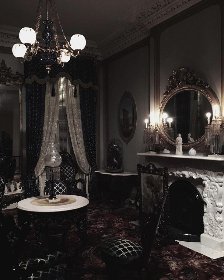 Best 25 Gothic Interior Ideas On Pinterest