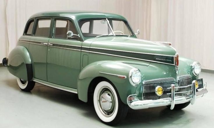 1941 Studebaker Deluxe Sedan