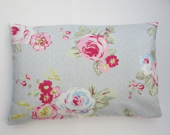 18+x+12+inch+Oblong+Cushion+Cover+Shabby+Chic+by+AllTheTrimmingsUK