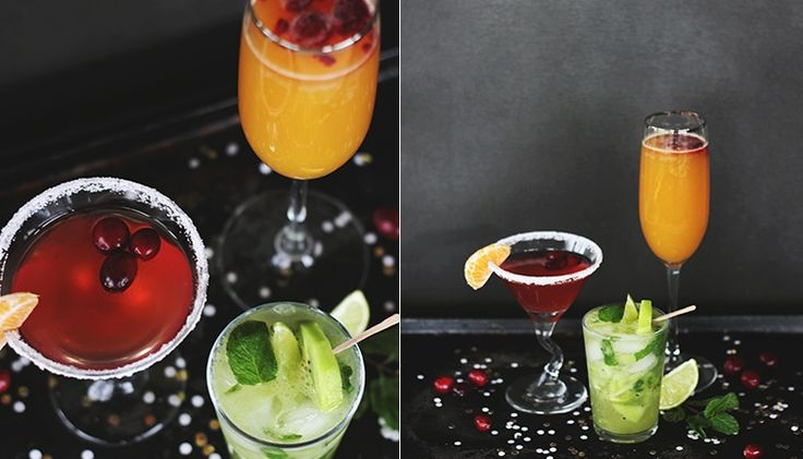 You can't have a properNew Years' Eve party without some fancy cocktails, but what to offeryour guestswho are still underage young adults,pregnant, not allowedto drink alcohol or are the night'sdesignated drivers? You make them some …