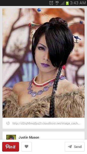 Lulu Final Fantasy 10