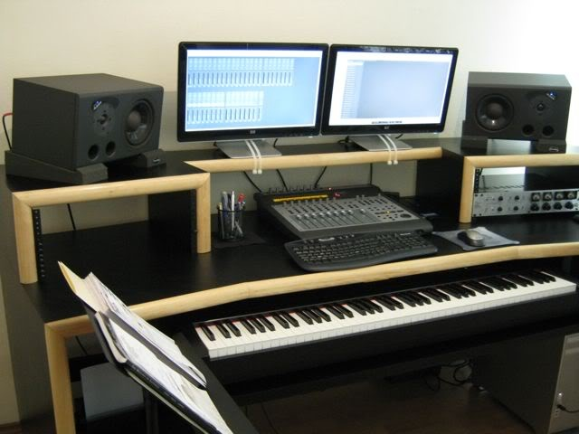 Music Room Ideas Home Desks