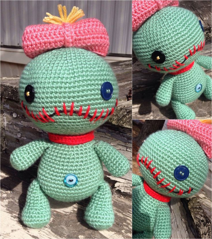 """Scrump"" (Lilo's doll from the movie Lilo & Stitch) 