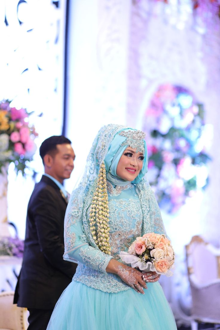 Christy & Alfan Wedding oleh LAKSMI - Kebaya Muslimah & Islamic Wedding Service • Gaun pengiring pengantin | Bridal | Bridestory di Indonesia | Bridestory