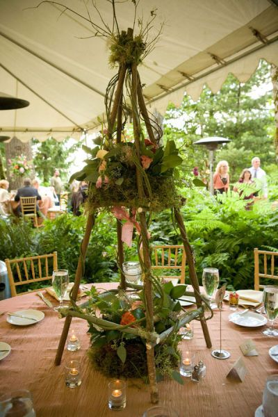 Enchanted forest centerpiece: Enchanted Forests Centerpieces, Galleries, 58 Inspiration, Natural Woodland, Pictures, Parties Ideas, Woodland Wedding, Style Me Pretty, Wedding Centerpieces