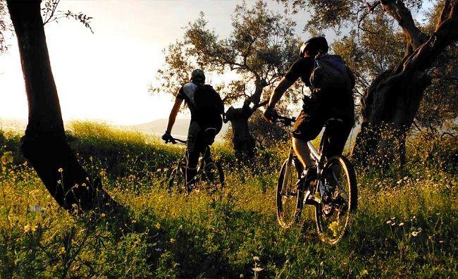Biking - Pelion - Greece