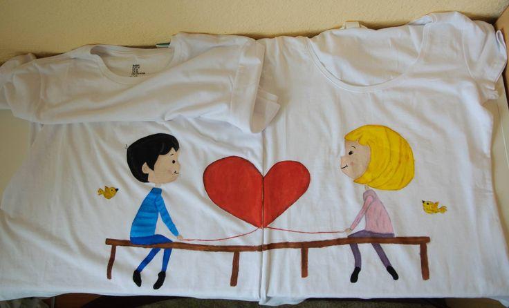 Valentine day #minnion  #shirtspainted  #shirts  #painted #handmade