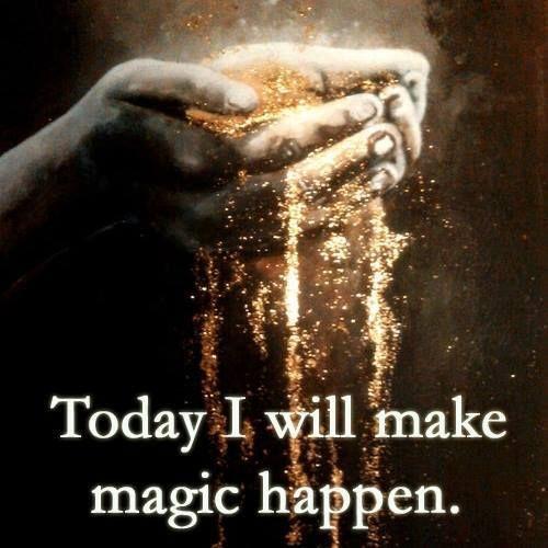 Because I am a Magician...