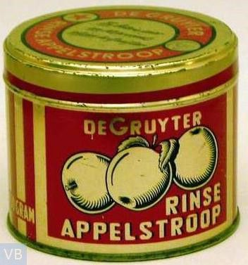 De Gruyter - Rinse Appelstroop [Rood/goud] See our crossing of Africa blog at http://www.african-road-trip.com/