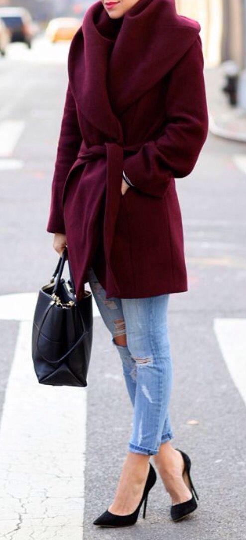 Great Coat  hier vind ik de jas mooi maar ik denk da de kraag achtig iets te breed is voor mij