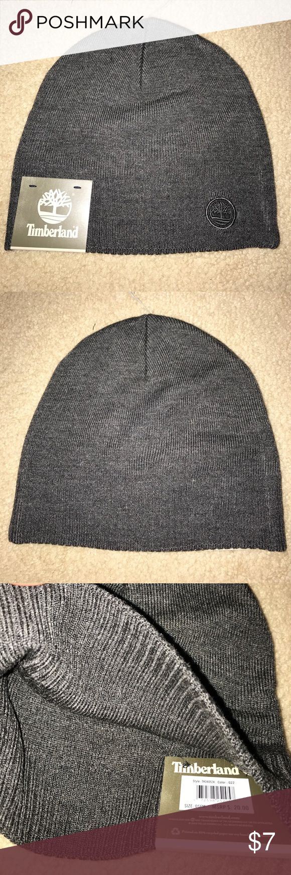 Timberland hat Timberland gray hat. Brand new never worn with tags! Timberland Accessories Hats