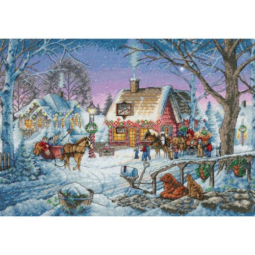 Gold Collection Sweet Memories Counted Cross Stitch Kit