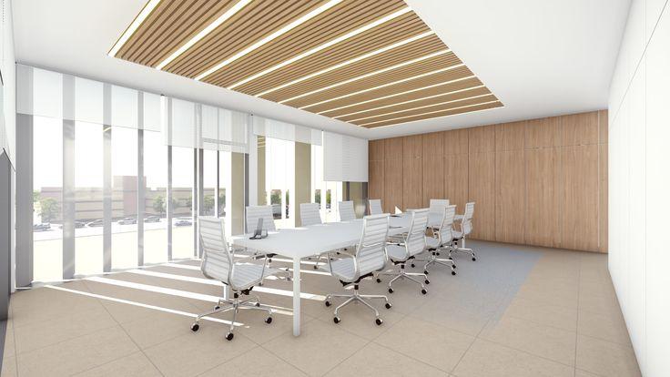 ➝ NEW Project: Oficinas Sanlucar en #Puçol   Cómo crear un ambiente de trabajo acogedor y que transmita los valores de la compañía #arquitectura #proyectos #interiorismo