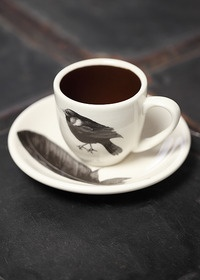 Amazing Laura Zindel Red Wing Espresso Cup U0026 Saucer Awesome Ideas