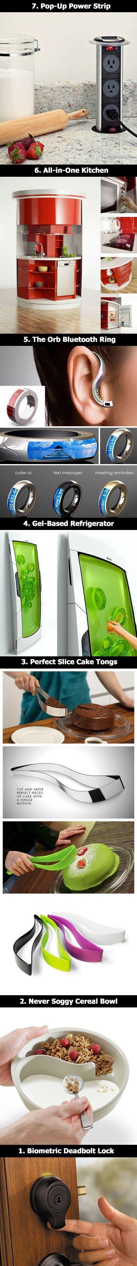 Kitchen Gadgets.