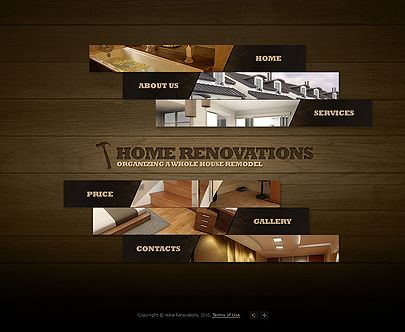 20 best Services website templates images on Pinterest | Website ...