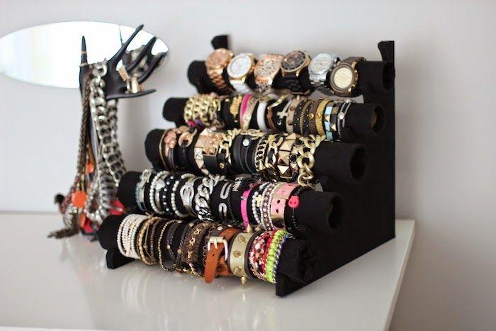 Lady Framboise: DIY: Soporte para pulseras