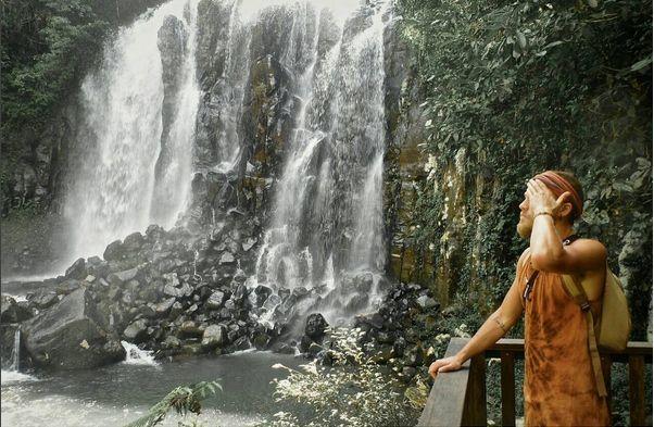 Mungalli Falls. Queensland, Australia. Photo: ConradsMango