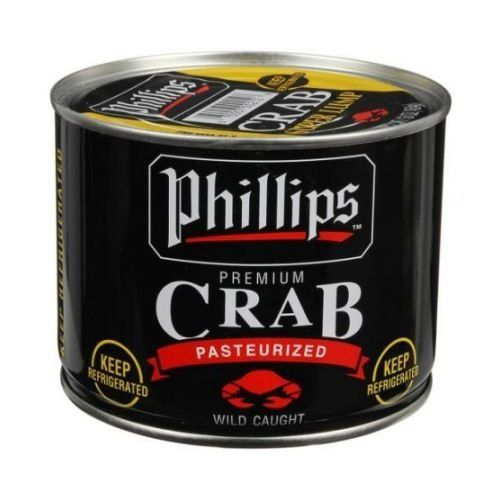 Phillips Foods Super Lump Crab Meat, 1 Pound -- 6 per case. Super Lump is composed mostly of broken jumbo lumps and smaller whole lumps of crab meat. These lumps are then blended w