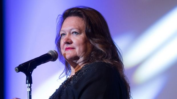 """A day after the country's richest person Gina Rinehart lost control of a multi-billion dollar family trust, her son has called on a federal cabinet minister to explain himself.  John Hancock, who has battled his mother in the courts for almost four years, described Barnaby Joyce as """"naïve"""" and asked him to come clean on why he supported Rinehart's conduct as trustee, and pressured Hope Rinehart (John's sister) to drop the court case."""