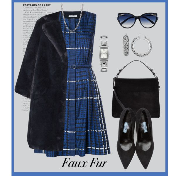 A fashion look from September 2017 featuring Oscar de la Renta dresses, Prada pumps and AllSaints tote bags. Browse and shop related looks.