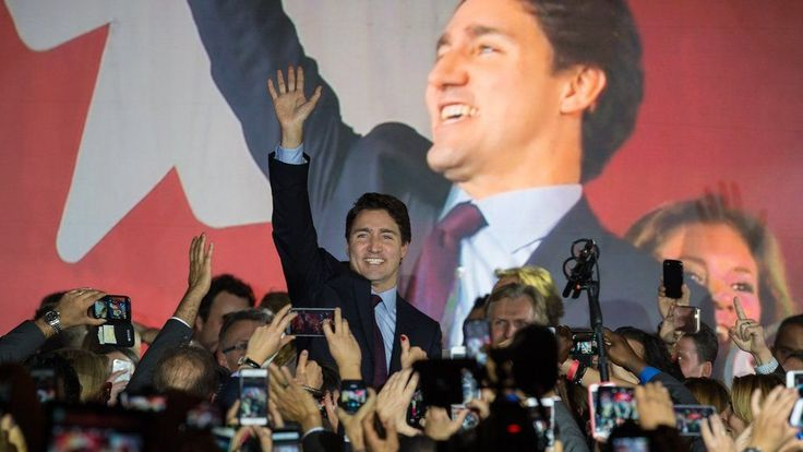 Canada's Liberal Party mounts a stunning comeback in the country's general elections and ends nearly a decade of Conservative rule. Justin Trudeau
